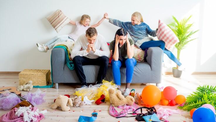 Confinement : l'astuce des parents qui aide les enfants à retrouver des repères
