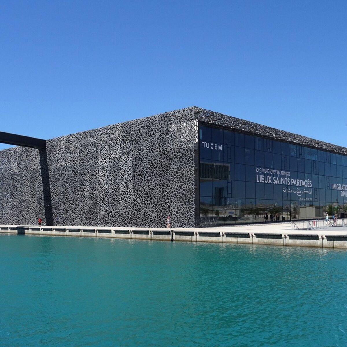 Béton Haute Performance Recette les musées les plus design de france : mucem, cité du vin