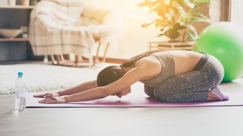 Stress, lombalgie, digestion : 10 routines de gym qui soulagent les maux du quotidien