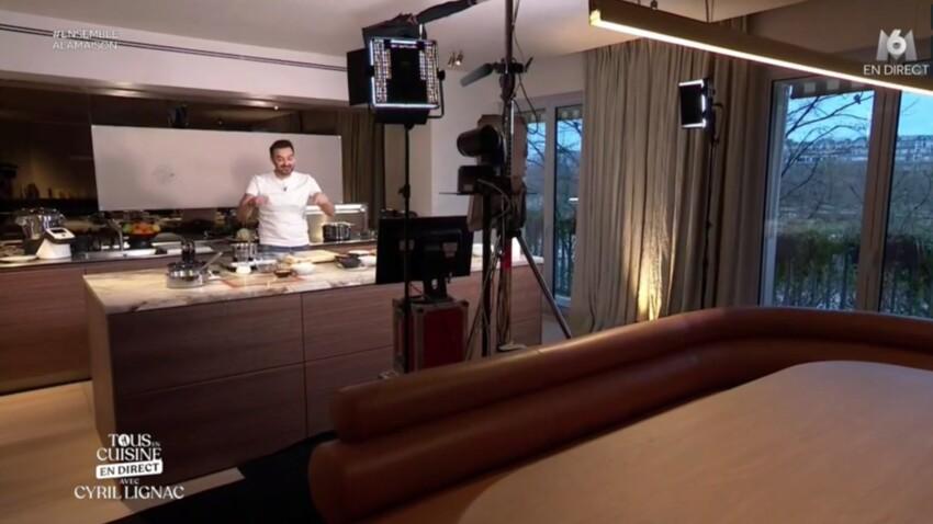"""""""Tous en cuisine"""" : Cyril Lignac tourne-t-il vraiment l'émission chez lui ?"""
