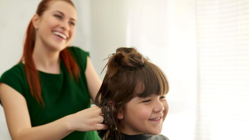Comment couper les cheveux de ses enfants à la maison ? Conseils pour garçons et filles