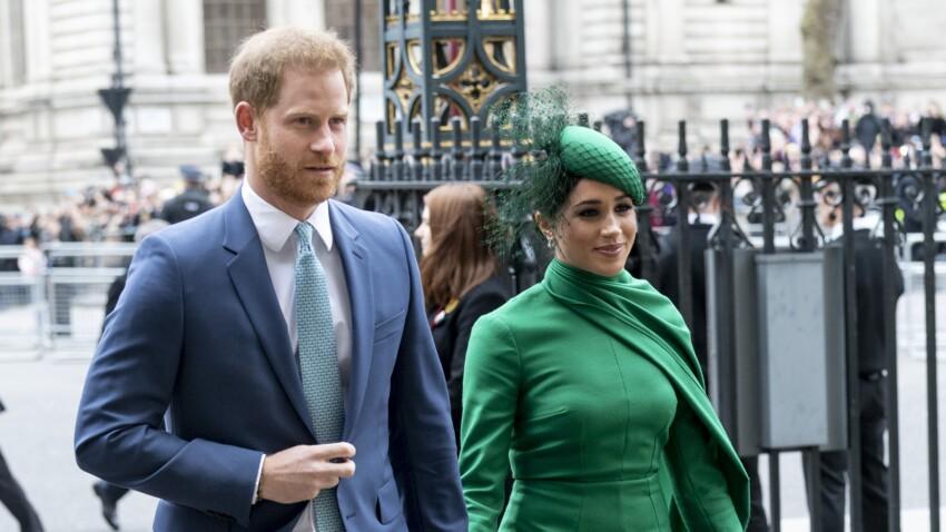 Meghan et Harry : leur mail déplacé envoyé à la reine Elizabeth II