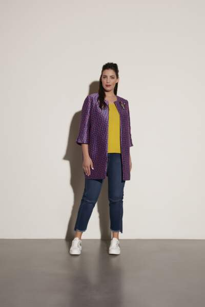 Mode ronde : le manteau ultra chic