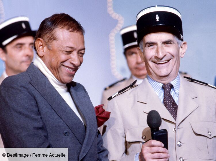 """""""Le gendarme à New York"""" (M6) : entre Louis de Funès et Jean Lefebvre, c'était la guerre !"""
