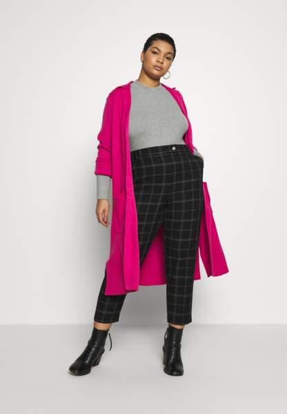 Mode ronde : le manteau souple