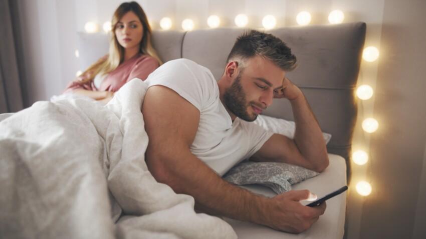 Couple : depuis le confinement, l'infidélité en ligne explose