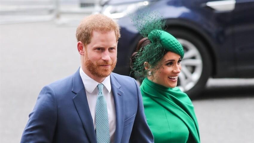 Harry et Meghan font leurs adieux officiels à la famille royale