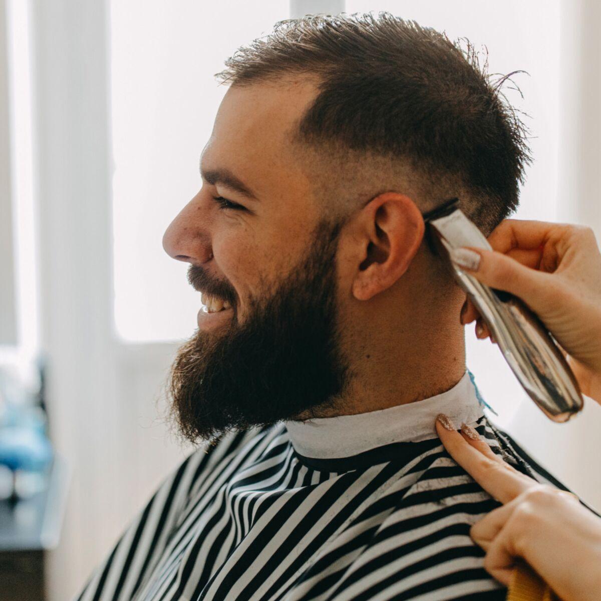 Comment Couper Les Cheveux D Un Homme A La Maison Femme Actuelle Le Mag