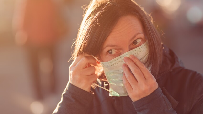 Masque : comment le porter pour être bien protégé ?