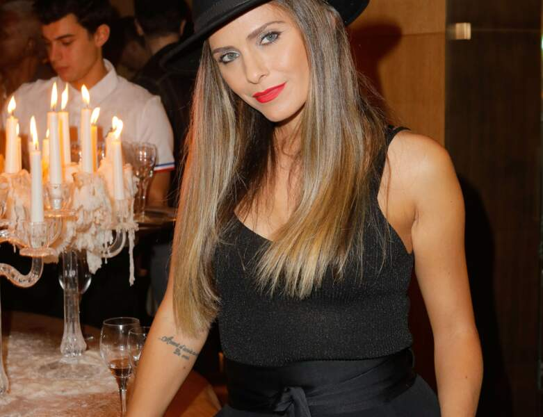 Tatouage de star : Clara Morgane