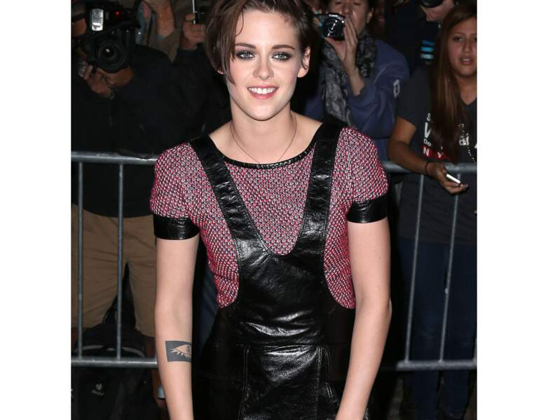 Tatouage de star : Kristen Stewart