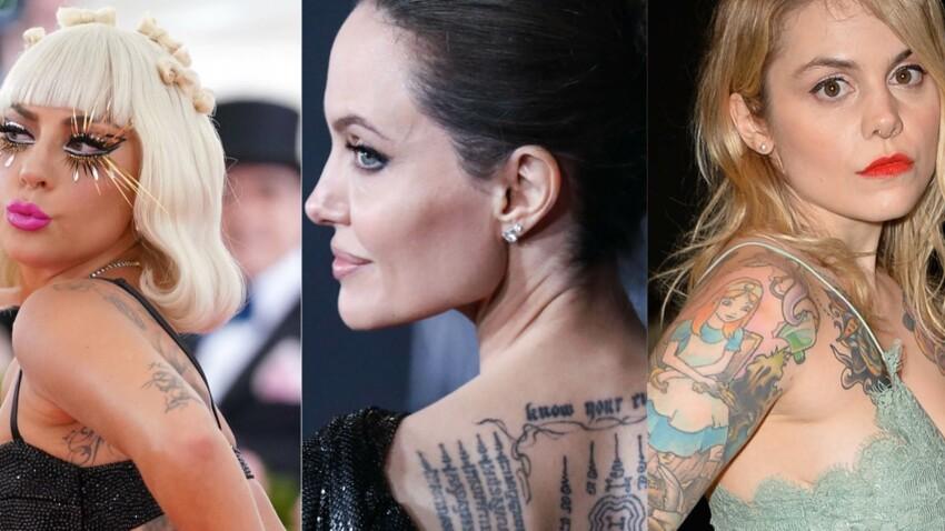 20 célébrités qui affichent fièrement leurs tatouages