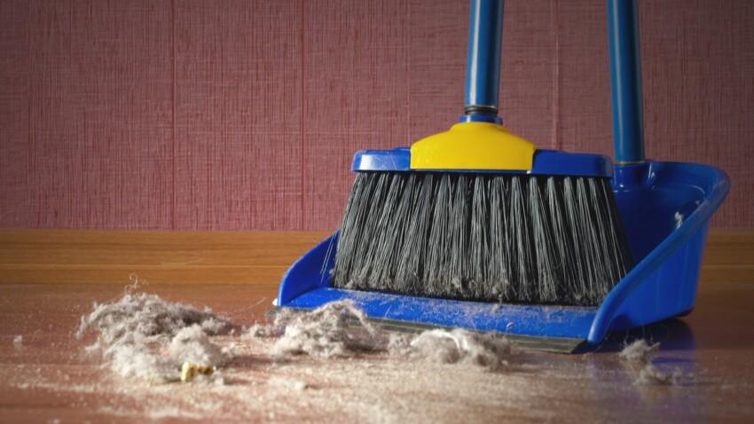 5 astuces pour débarrasser sa maison de la poussière