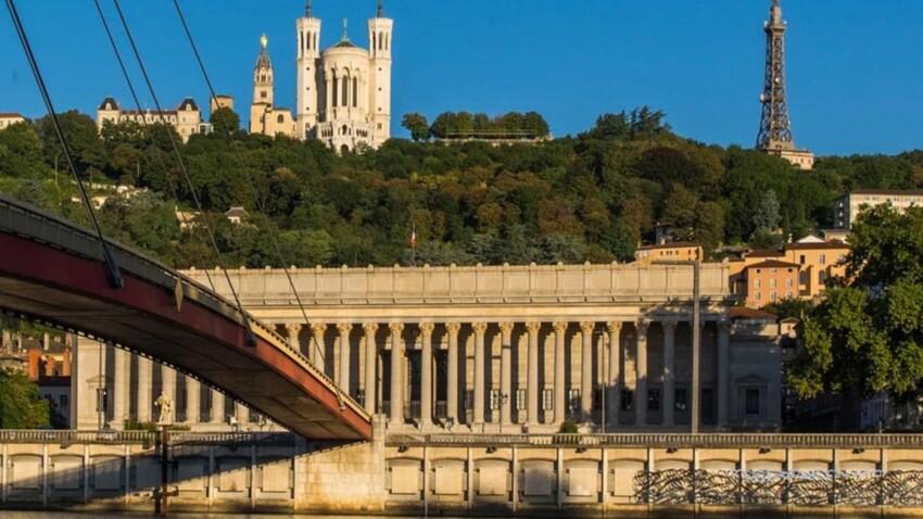 Lyon : quatre sites incontournables de la métropole du Rhône-Alpes
