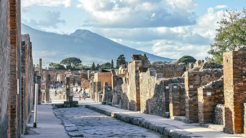 Voyage en Italie : 6 infos que vous ignorez sur Pompéi