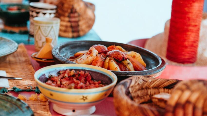 Tout savoir sur la cuisine marocaine