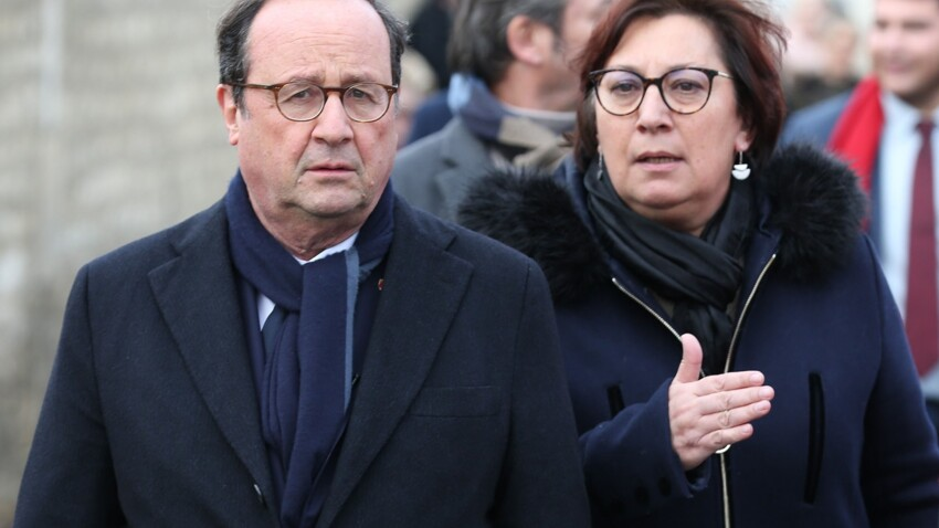 François Hollande en deuil : son père Georges Hollande est mort dans un Ehpad