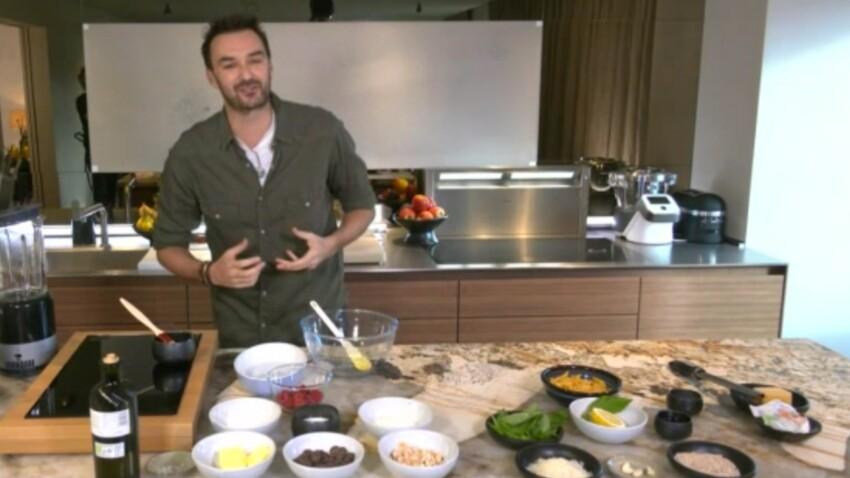 """""""Tous en cuisine"""" : la recette du melon en salade de Cyril Lignac"""