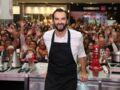 """""""Tous en cuisine"""" : la violente chute de Jérôme Anthony provoque le fou rire de Cyril Lignac"""
