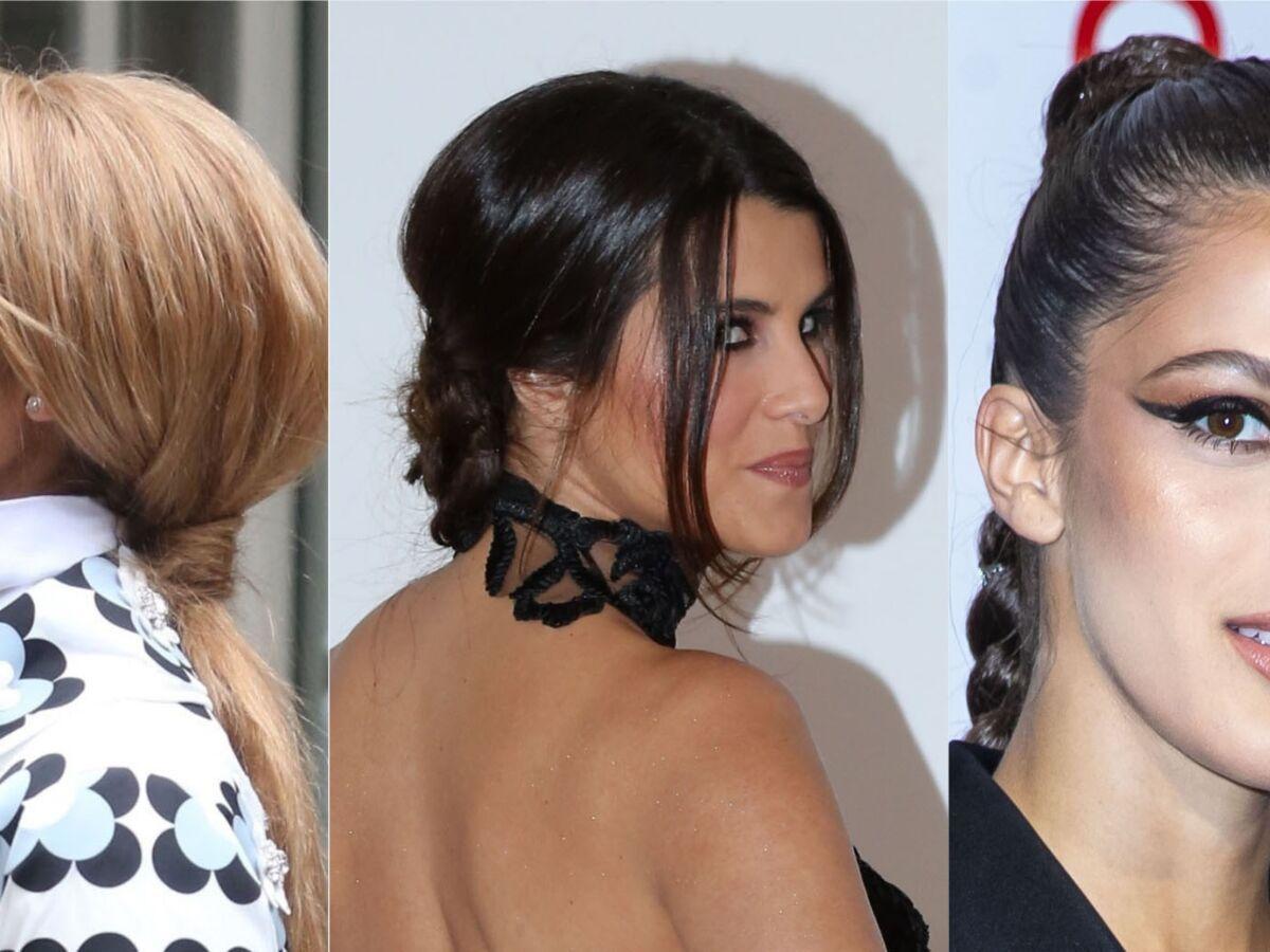 coiffure simple : 20 idées de coiffures de stars très