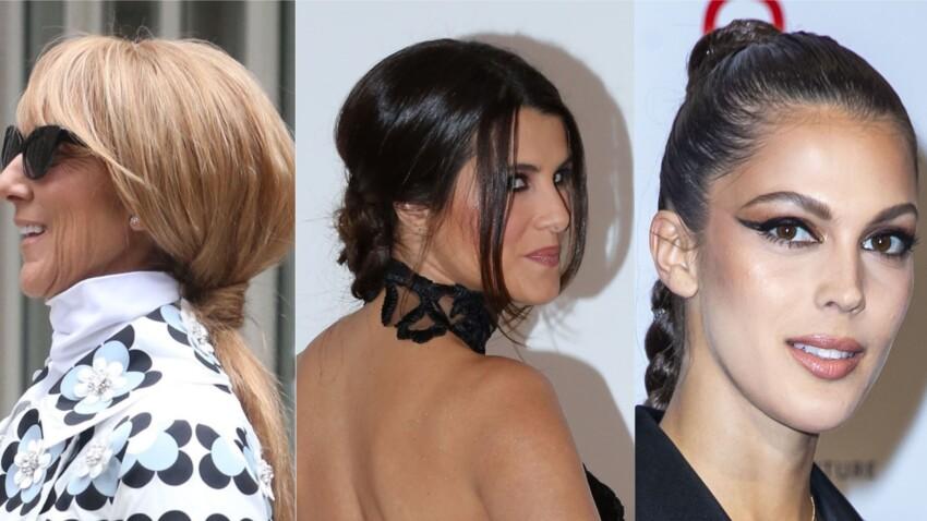 Coiffure simple : 20 idées de coiffures de stars très faciles à faire