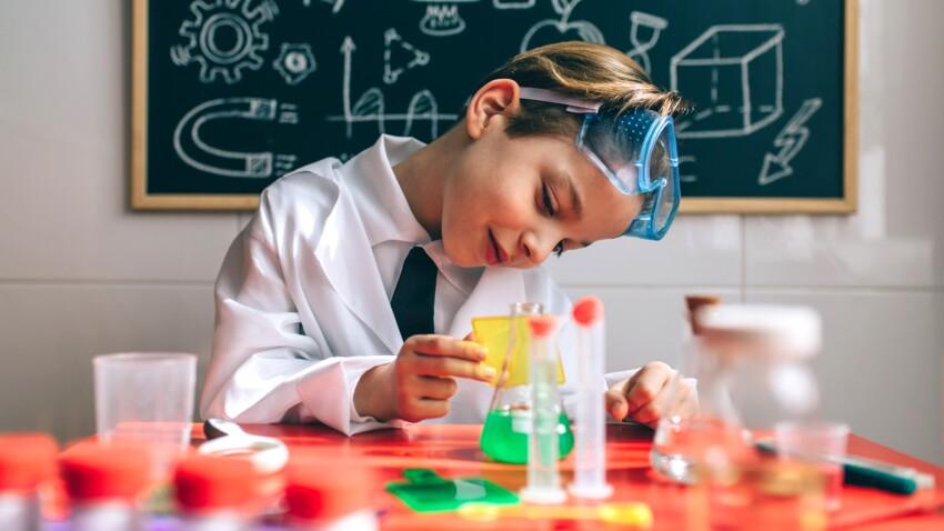 8 expériences scientifiques à faire à la maison avec ses enfants