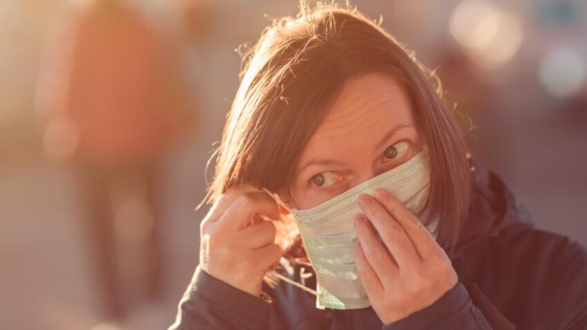 Covid-19 : 9 erreurs à éviter quand on porte un masque pour se protéger