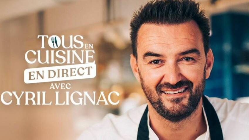 """""""Tous en cuisine"""" du vendredi 8 mai 2020 : les recettes, les ingrédients et les ustensiles de Cyril Lignac"""