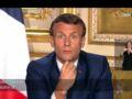 Discours d'Emmanuel Macron : le Président aurait-il copié Elizabeth II ?