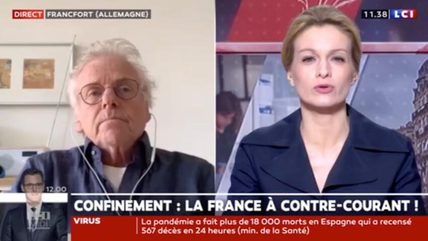 """Audrey Crespo-Mara """"à côté de la plaque"""" : Daniel Cohn-Bendit la tacle en direct sur LCI"""