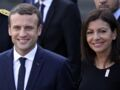 Discours d'Emmanuel Macron : un tacle à Anne Hidalgo passé inaperçu ?
