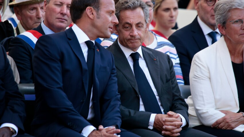 Emmanuel Macron : ce que lui a conseillé Nicolas Sarkozy avant son discours