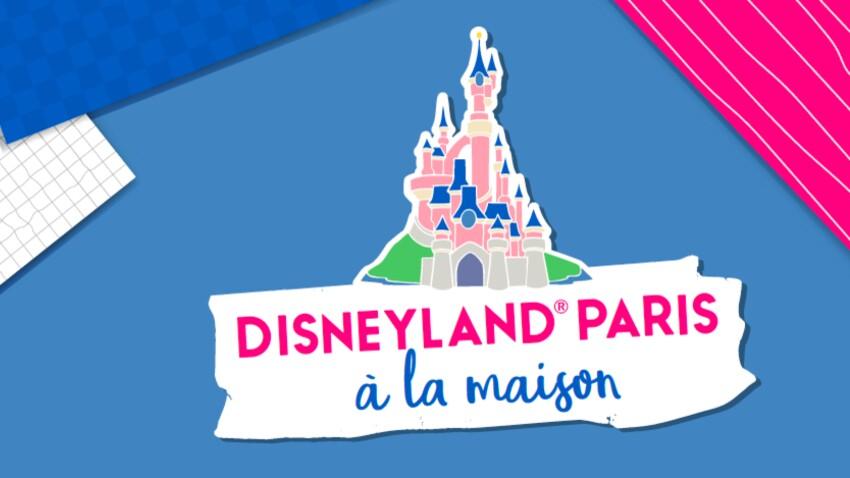 Confinement : Disneyland Paris lance une plateforme d'activités gratuites pour petits et grands