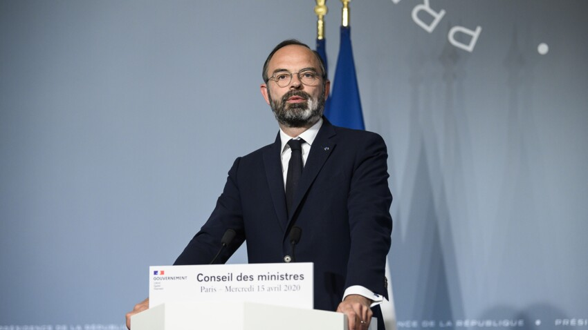 """Edouard Philippe sous pression après le discours d'Emmanuel Macron : """"Il leur a mis un pistolet sur la tempe"""""""