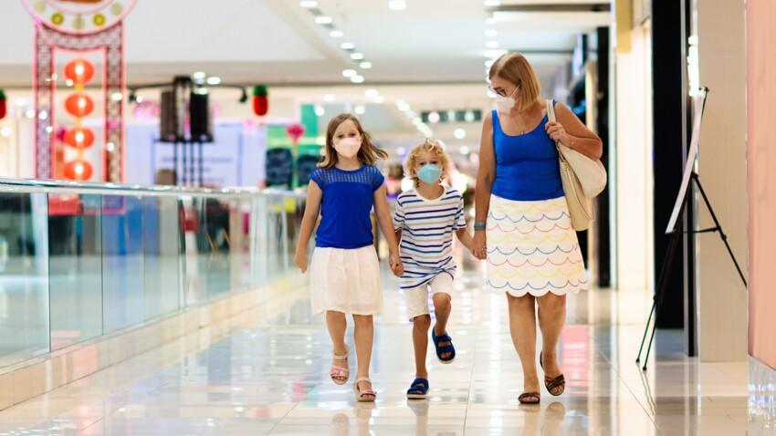 Coronavirus : peut-on faire ses courses à deux sans risquer une amende ?