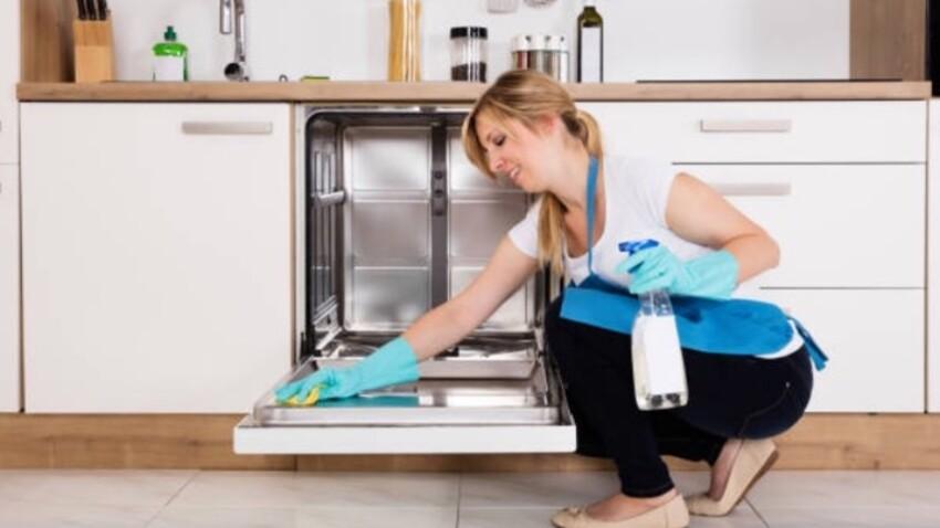 Comment bien nettoyer son lave-vaisselle ?