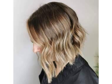 Ombré hair blond : nos idées pour adopter cette tendance coloration