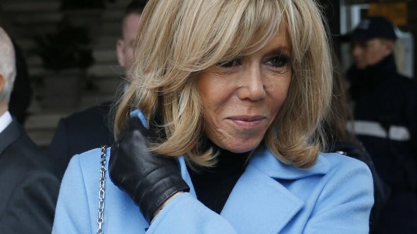 Coronavirus : la première apparition de Brigitte Macron depuis le début du confinement