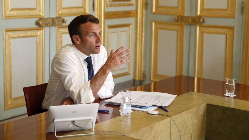 Coronavirus : ce défi lancé par Emmanuel Macron à ses ministres