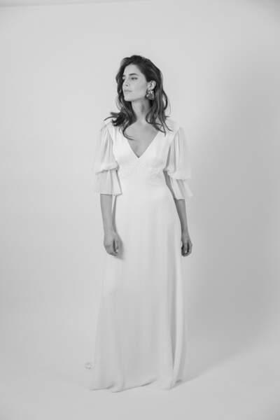 Robe en soir - Donatelle Godart
