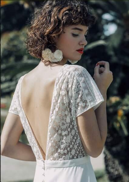 Robe bohème - Laure de Sagazan