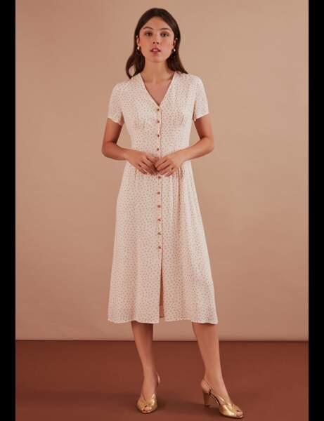 Tendance robe : délicate