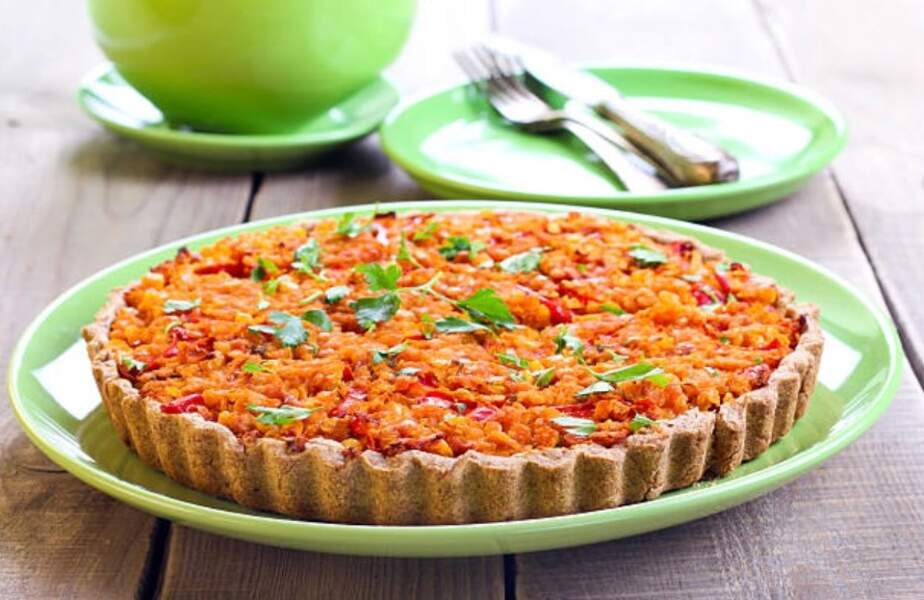 Quiches et tartes salées : les meilleures recettes de ...