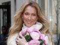 Céline Dion ose un tailleur pantalon à la couleur originale : vous aimez ?