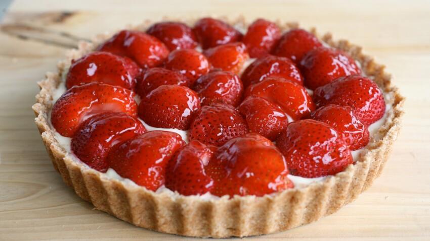 Les meilleures recettes de tarte aux fraises pour le printemps