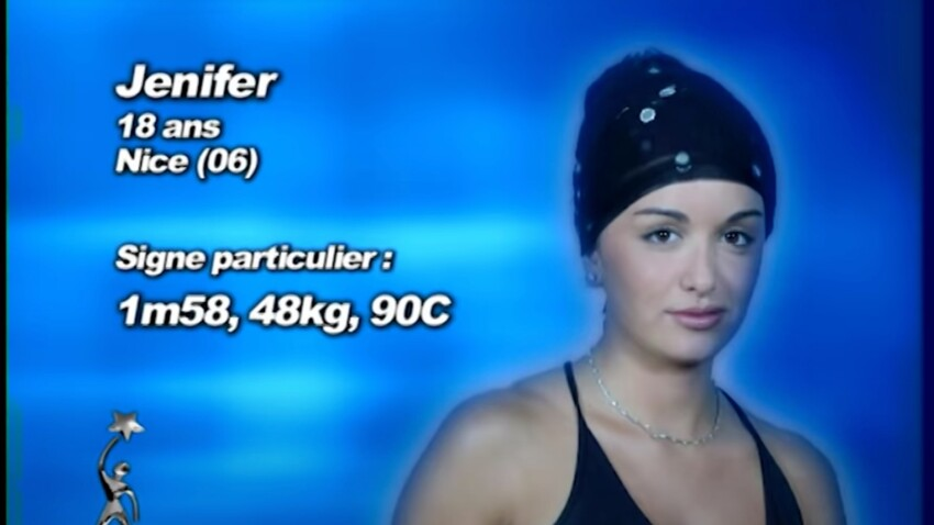 """Jenifer : quand TF1 dévoilait ses mensurations et son tour de poitrine dans """"Star Academy"""" ! - VIDEO"""