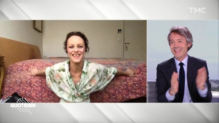 """""""Quotidien"""" : Vanessa Paradis choque les internautes avec sa décoration intérieure"""