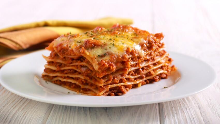 5 astuces pour bien cuire ses lasagnes à la bolognaise