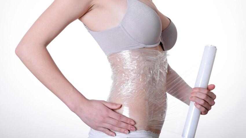 Body wrap : que vaut cette technique d'enveloppement qui promet un ventre plat ?