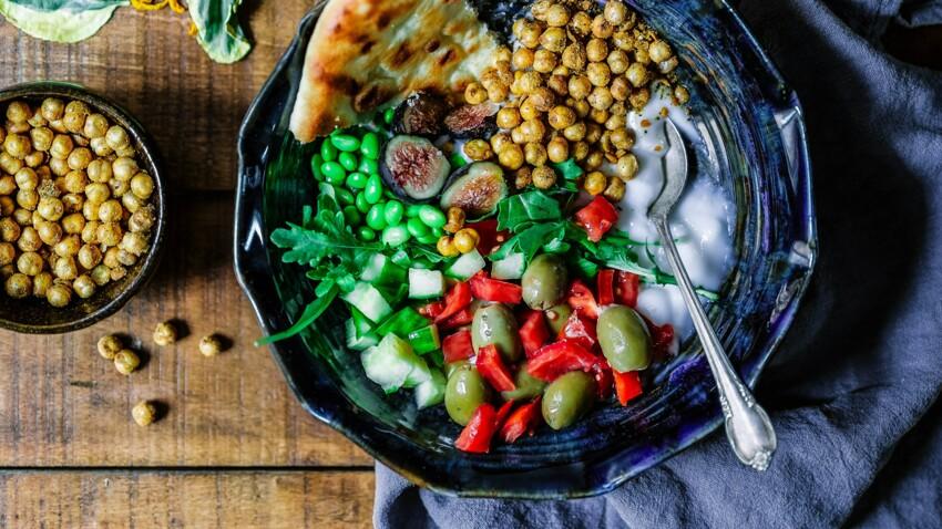 Les bienfaits des pois chiches : 3 raisons d'en manger et nos idées recettes